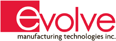 Evolve Manufacturing Technology Logo