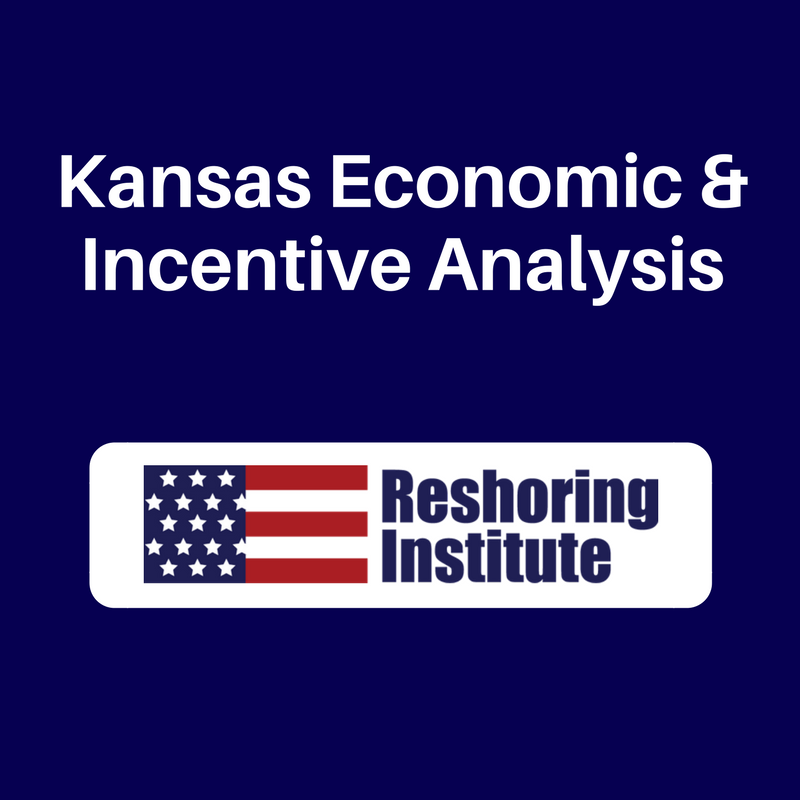 Kansas Economic & Incentive Analysis