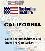 California Economic and Incentive Profile