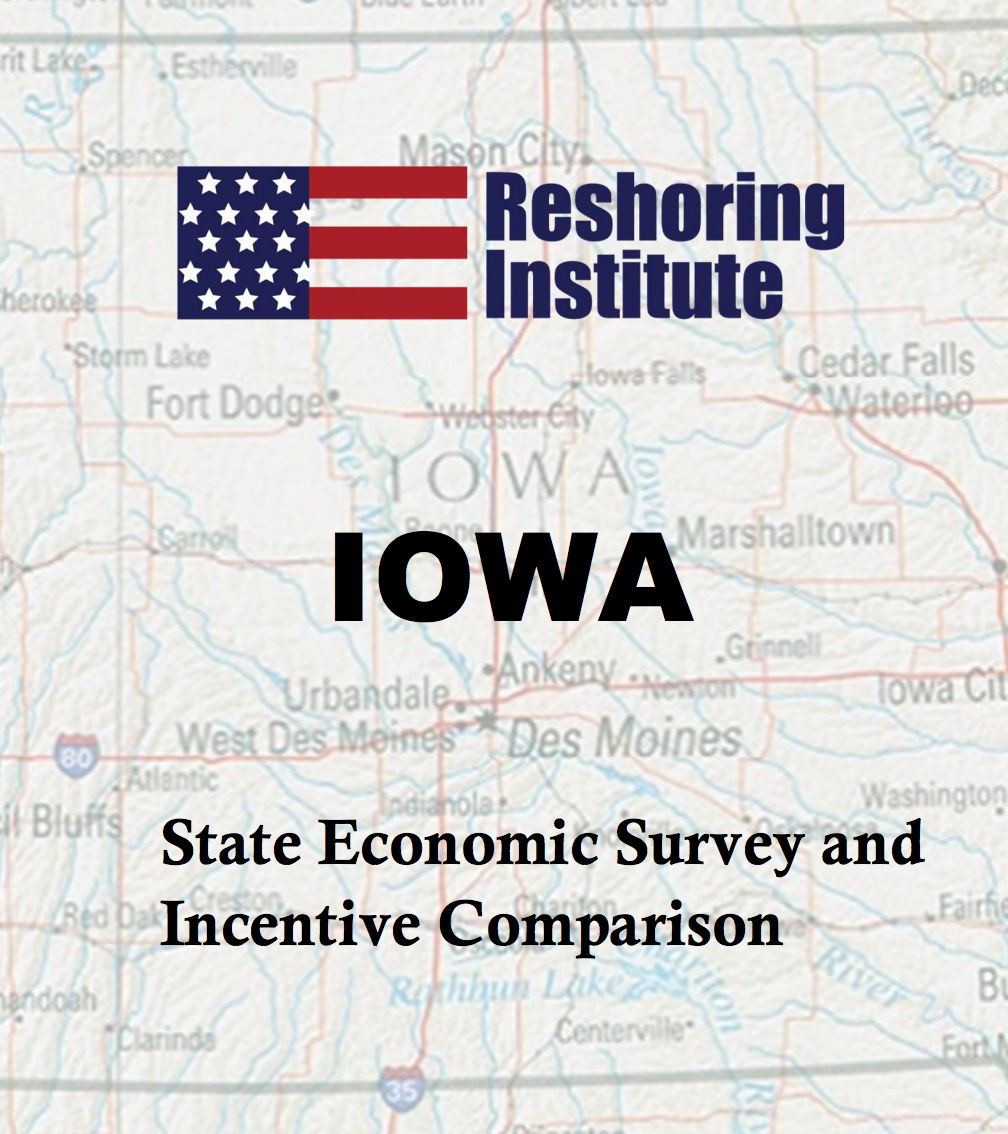 Iowa Economic and Incentive Profile