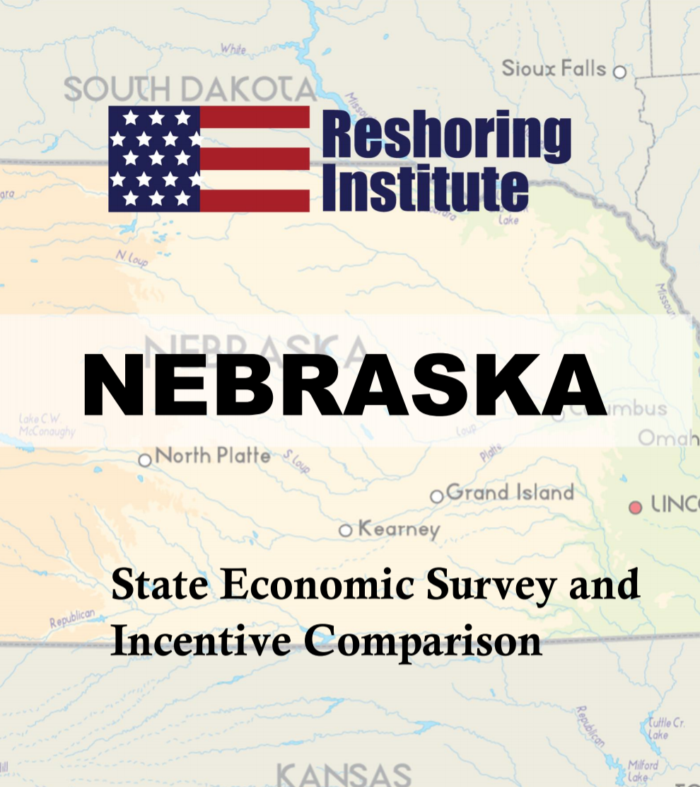 Nebraska Economic and Incentive Profile