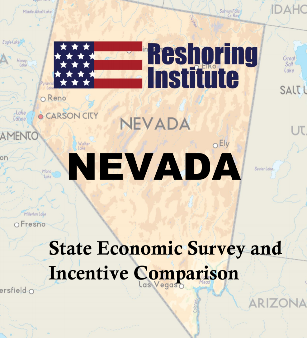 Nevada Economic and Incentive Profile
