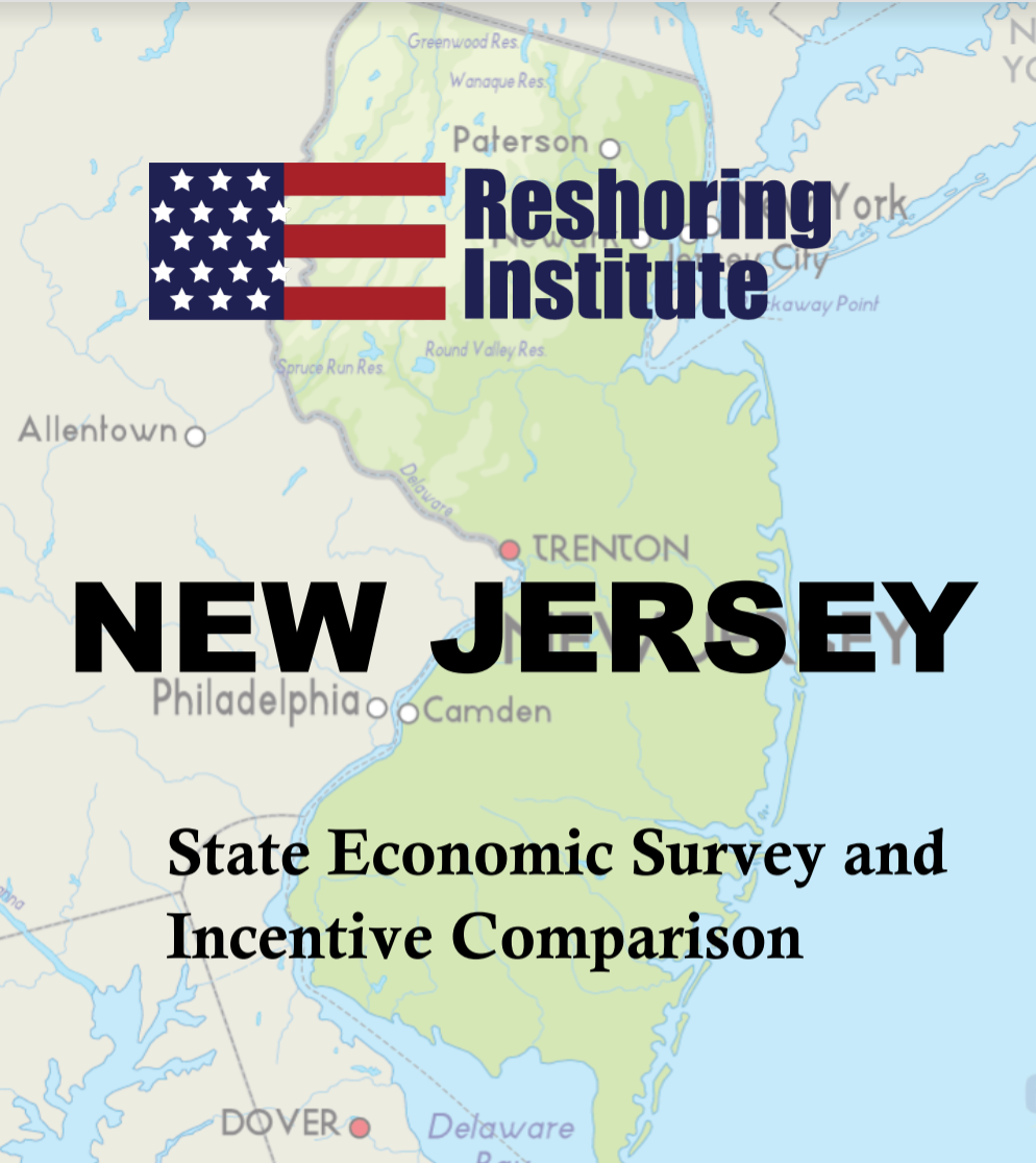 New Jersey Economic and Incentive Profile