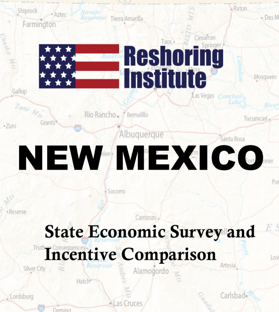 Reshoring new mexico