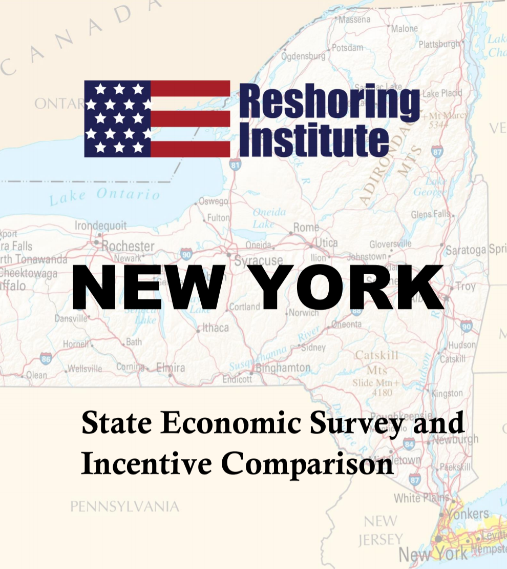 New York Economic and Incentive Profile