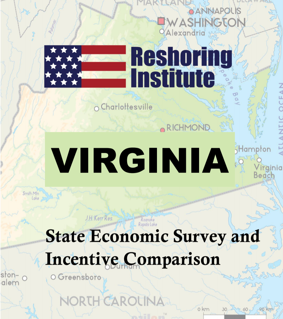 Virginia Economic and Incentive Profile