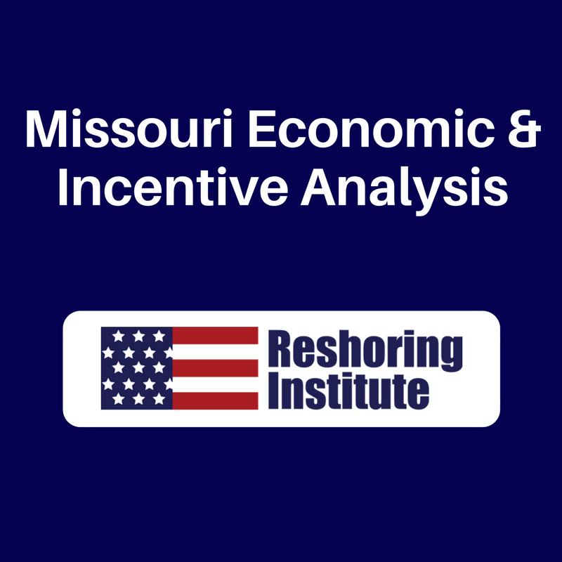 Missouri Economic & Incentive Analysis