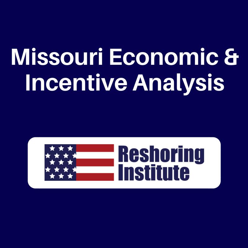 Missouri Economic & Incentive Analysis