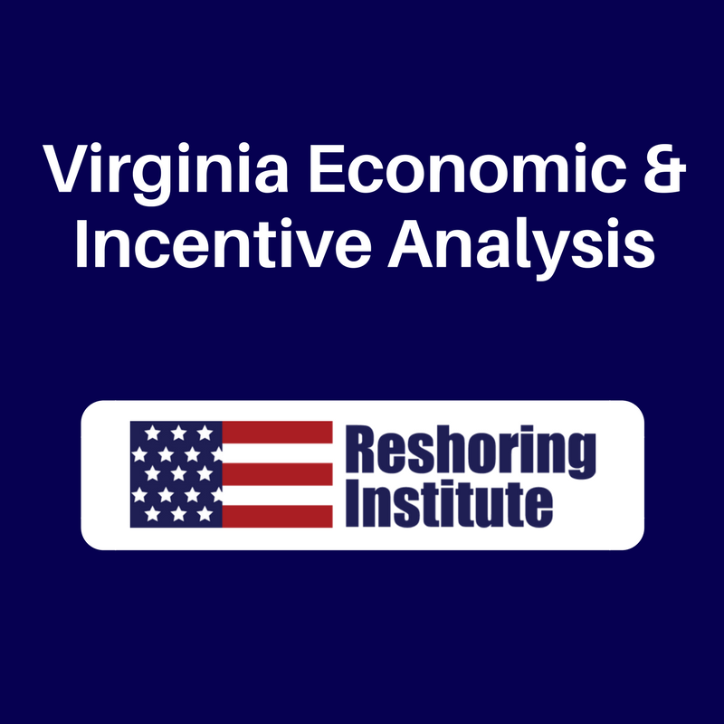 Virginia Economic & Incentive Analysis