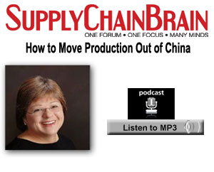 Lessons In Reshoring: How To Move Production Out Of China