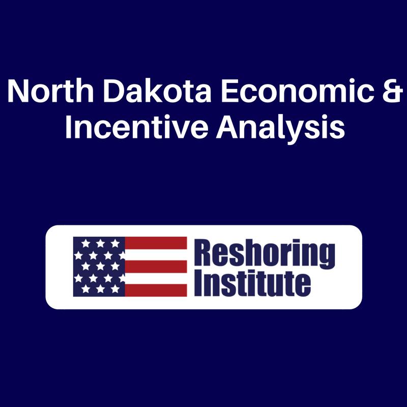 North Dakota Economic & Incentive Analysis