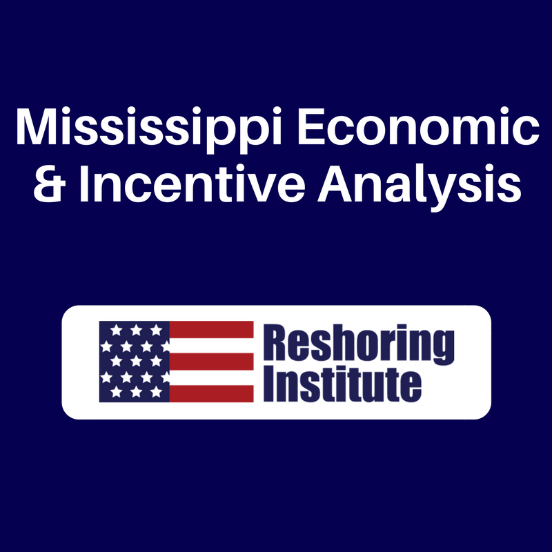 Mississippi Economic & Incentive Analysis