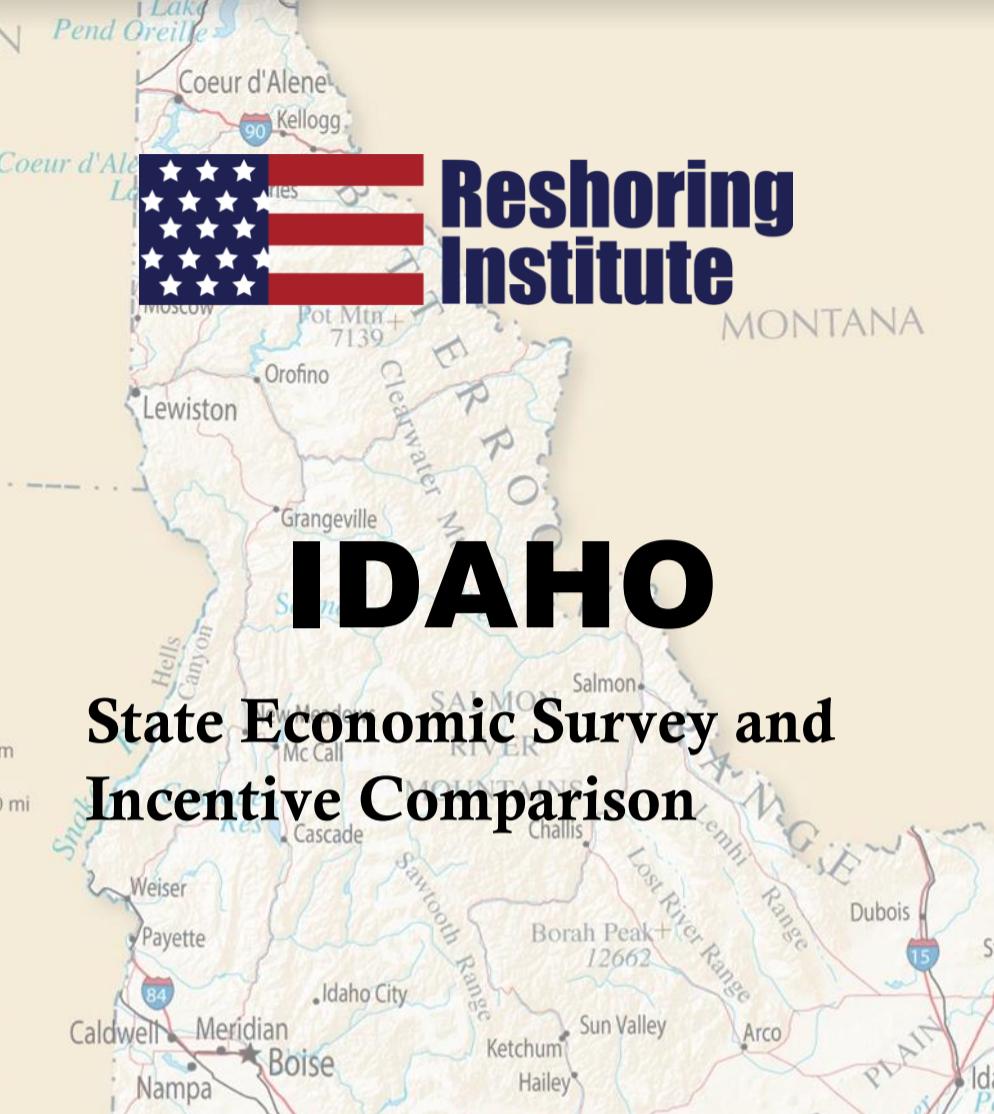 Idaho Economic and IncentiveProfile