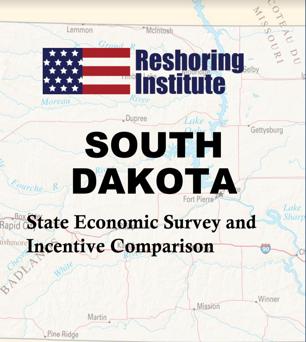 South Dakota Economic and IncentiveProfile