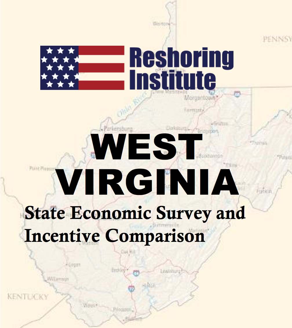 West Virginia Economic and Incentive Profile