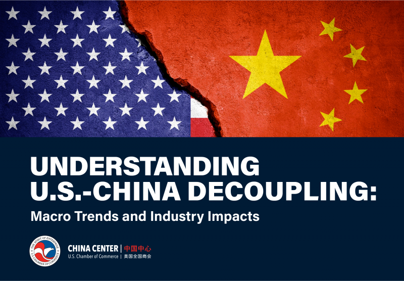 Understanding U.S.-China Decoupling: Macro Trends and Industry Impacts