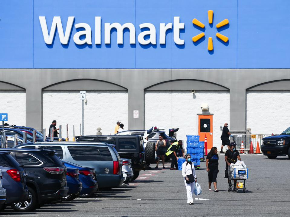 Walmart Gets Behind U.S. Manufacturing With 10-Year, $350 Billion Investment