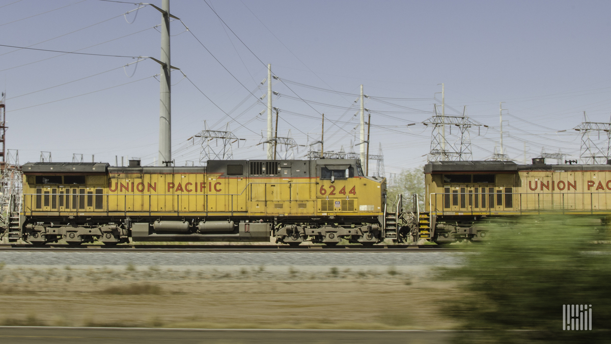 Nevada Says Push For Freight Rail Not An Attack On Trucking