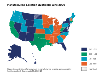 Reshoring America: Can The Heartland Lead The Way?