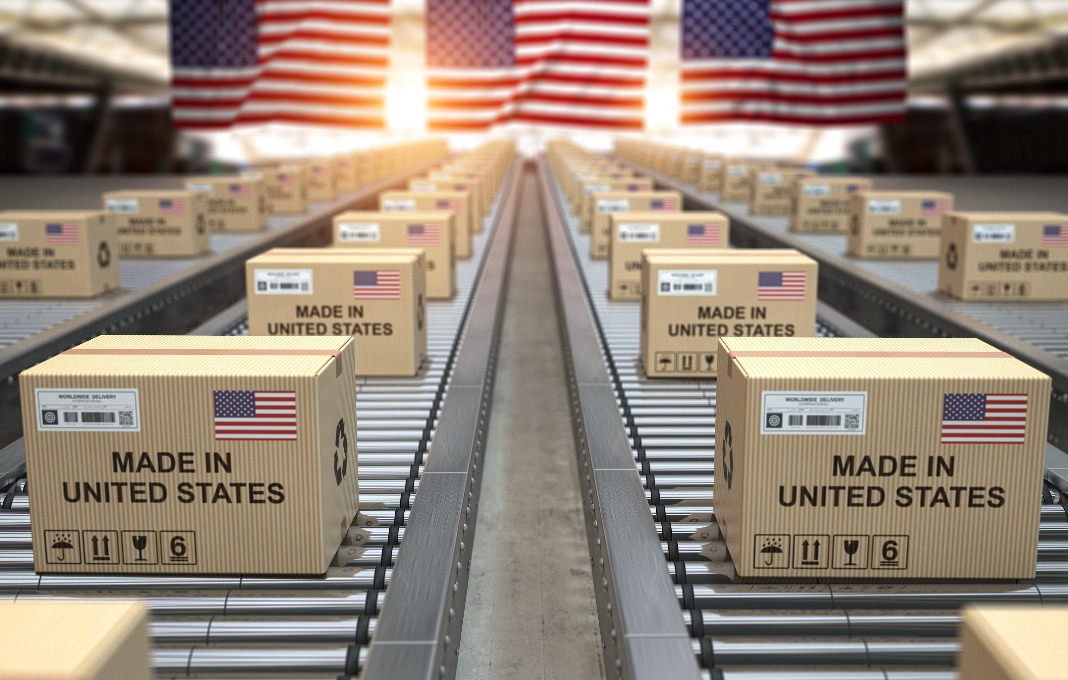 Why The Path To Recovery Requires A Return To 'Made In The USA'